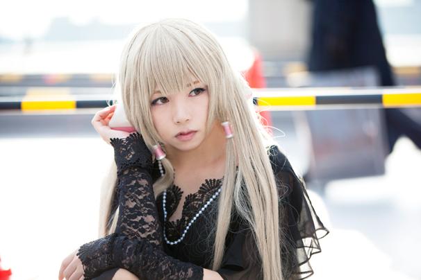【C89】冬コミのコスプレイヤー yui*さん『ちょびっツ』ちぃ