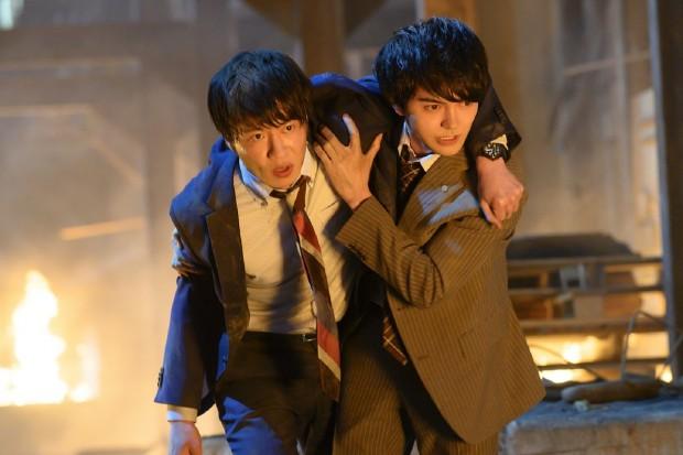 『劇場版おっさんずラブ ~LOVE or DEAD~』場面写真
