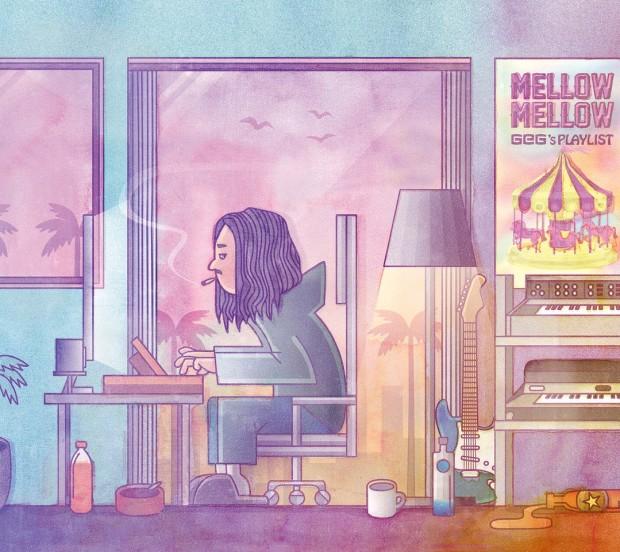 『Mellow Mellow ~GeG's PLAYLIST~』