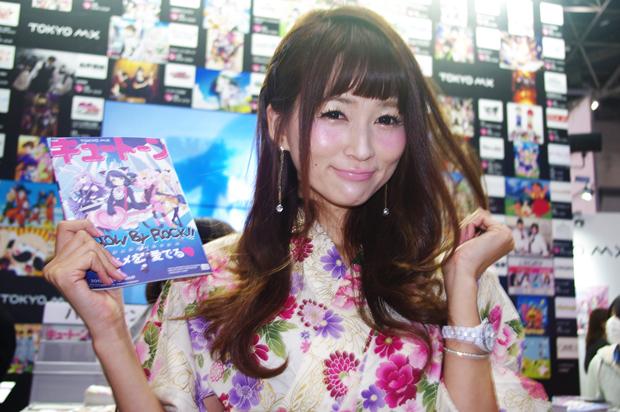 【写真】会場を彩る女神たち! AnimeJapan企業コンパニオンまとめ 1日目