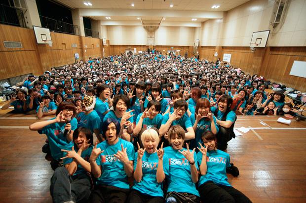 600人参加の「踊ってみた」オフ会に潜入! 灼熱の6時間をレポート
