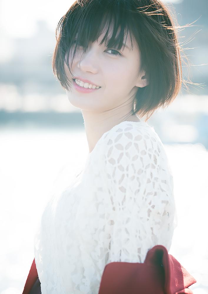 天使な笑顔の逆光超高画質ゆきりぬ