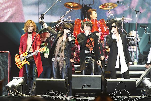 X JAPANも出演した最狂の宴! 新たな伝説が刻まれた「LUNATIC FEST.」レポ