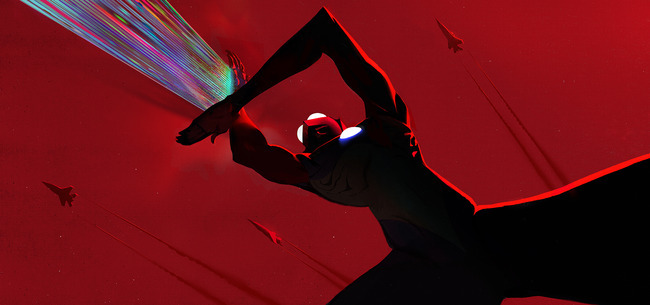 円谷プロ×Netflix 長編アニメ『Ultraman』ウルトラマンが怪獣のパパになる
