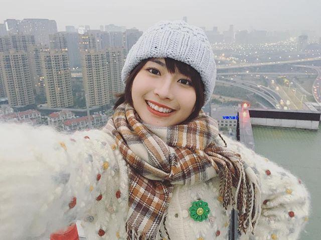 新垣結衣そっくりの中国人JDが発見されてしまいました 謝謝!