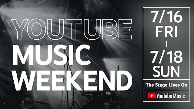 「YouTube Music Weekend vol.3」宇多田ヒカル、月ノ美兎、ヒプマイら54組 連動トーク企画も