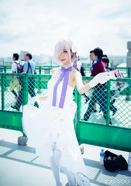 ヘティーさん/『Fate/Grand Order』マシュ・キリエライト(1)