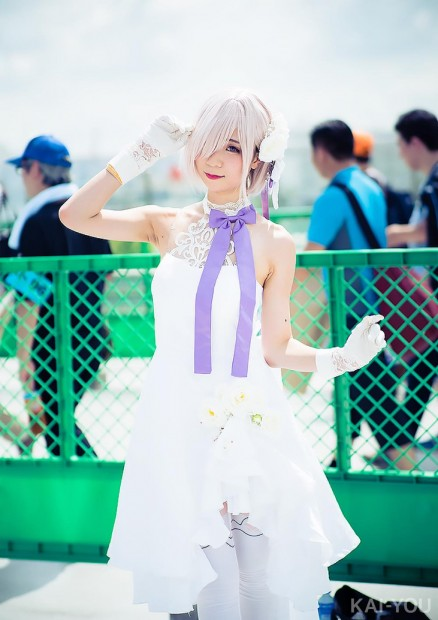 ヘティーさん/『Fate/Grand Order』マシュ・キリエライト(4)