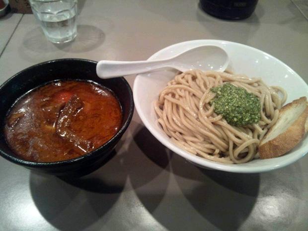 五ノ神製作所 「海老トマトつけ麺」