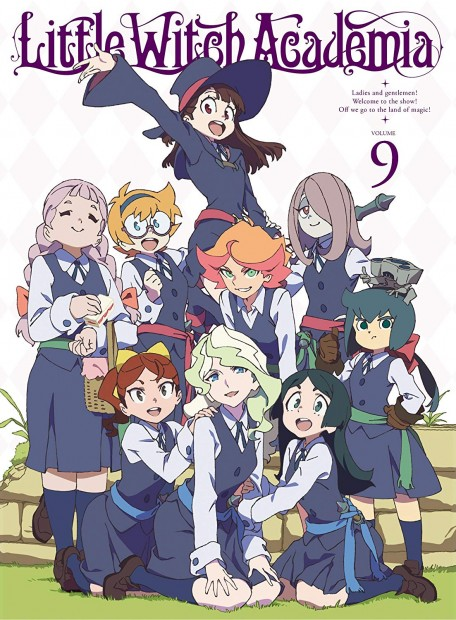 TVアニメ「リトルウィッチアカデミア」