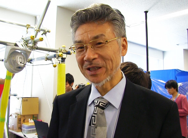 「IVRC」実行委員長・舘暲さん