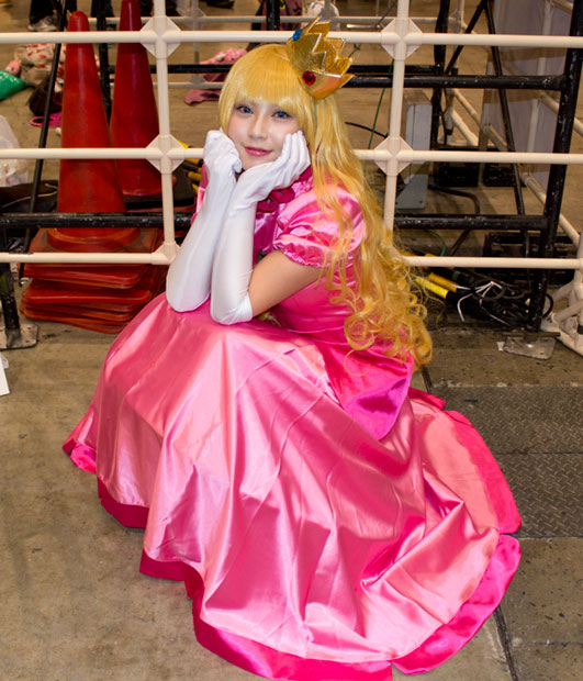ピーチ姫2