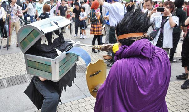 会場はIWGP!「世界コスプレサミット2013日本決勝戦in池袋」写真レポ