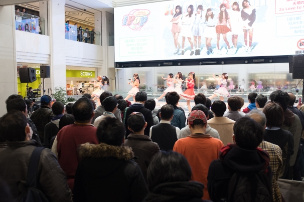 Siam☆Dreamの日本初ライブ