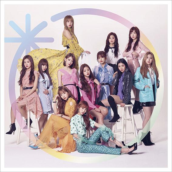 日韓ハイブリッドアイドル「IZ*ONE」 デビュー作のカップリング曲も初オンエア