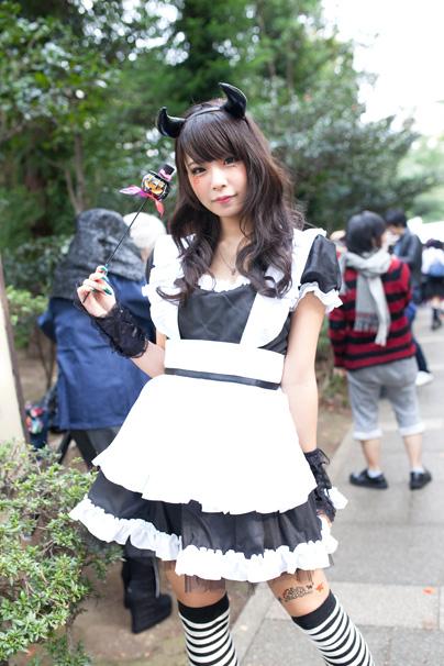 ねこみみここ子さん Photo by Diora