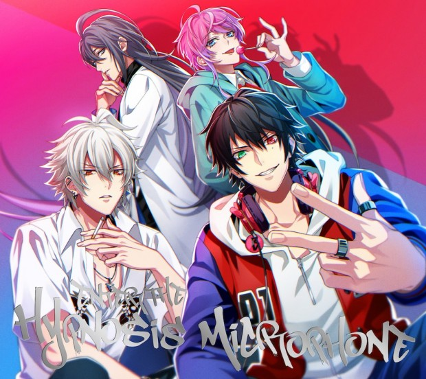 ヒプノシスマイク『Enter the Hypnosis Microphone』DramaTrack盤