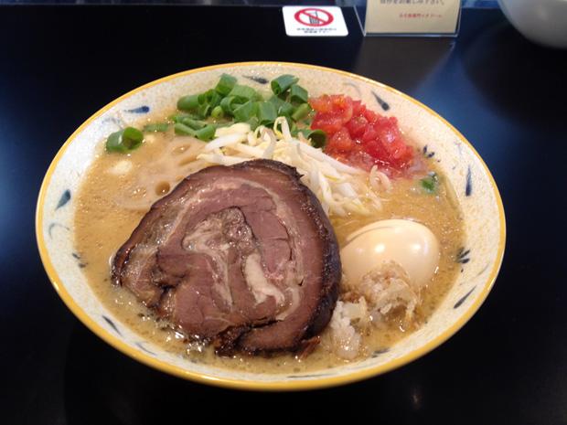 みそ味専門 マタドール 「贅沢濃厚味噌らぁ麺」