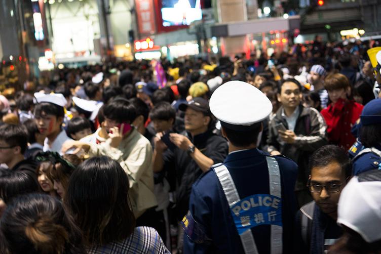 渋谷区で「ハロウィン路上飲酒規制条例」が可決 明日より施行