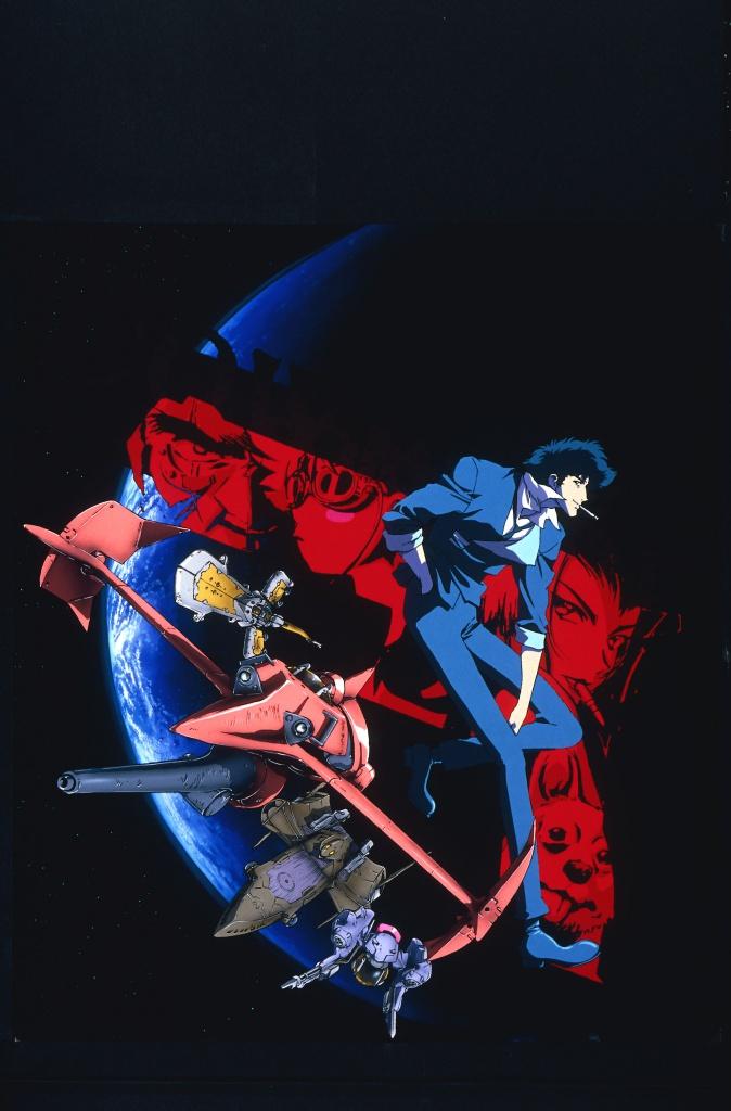『カウボーイビバップ』実写TVシリーズはNetflixで配信 渡辺信一郎が監修
