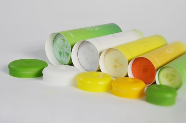 「Love Guide Condoms」/画像はLove Guide Condoms 食色,性也 on Behanceより