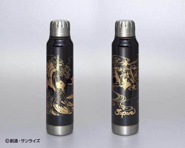 九谷焼・ガンダムコラボ