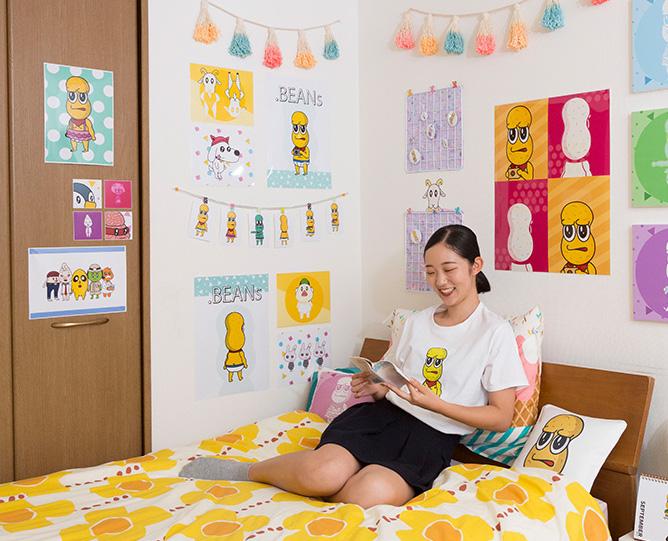 「富士フィルムさんご乱心」 部屋をピーナッツくんまみれにするサービス誕生