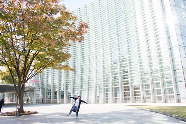 国立新美術館で開催中の「日展」1