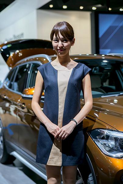 「東京モーターショー2015」美人コンパニオン画像まとめ35