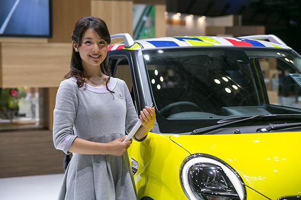 「東京モーターショー2015」美人コンパニオン画像まとめ39