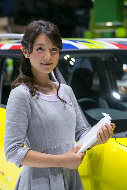 「東京モーターショー2015」美人コンパニオン画像まとめ40