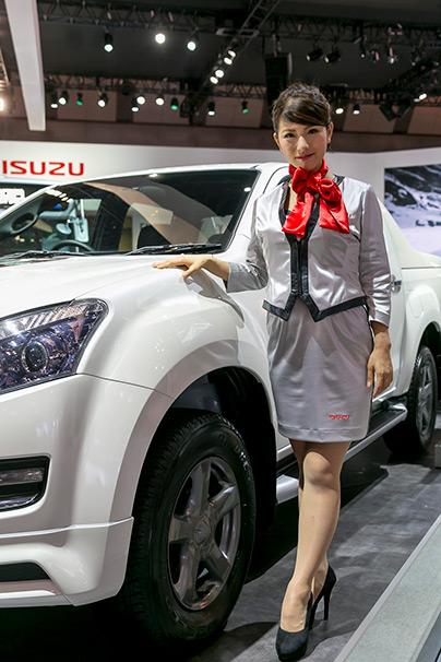 「東京モーターショー2015」美人コンパニオン画像まとめ11