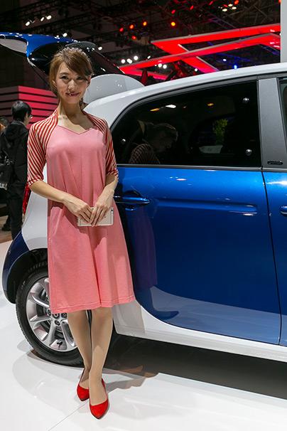 「東京モーターショー2015」美人コンパニオン画像まとめ17