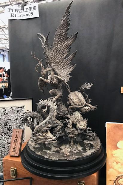 「ワンダーフェスティバル2019上海」