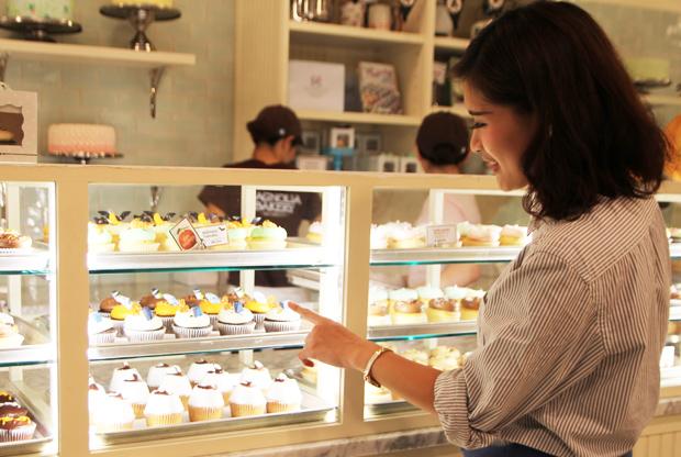 可愛すぎ♡ 人気店マグノリアベーカリーの限定カップケーキを女子大生がレポ