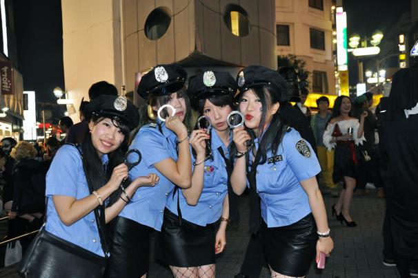 2014渋谷ハロウィン仮装コスプレ画像8