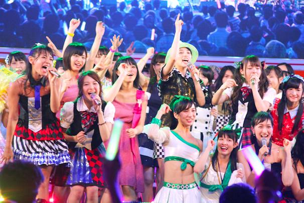 世界最大のアイドルの祭典「TIF2015」を約200枚の写真で振り返る