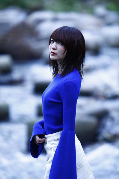 上田麗奈が初のデジタル写真集 『GRIDMAN』アカネなど演じる人気声優