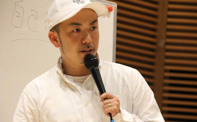 ミスターバトルMC晋平太が中高生に語った力強い言葉 ラップ教室レポート