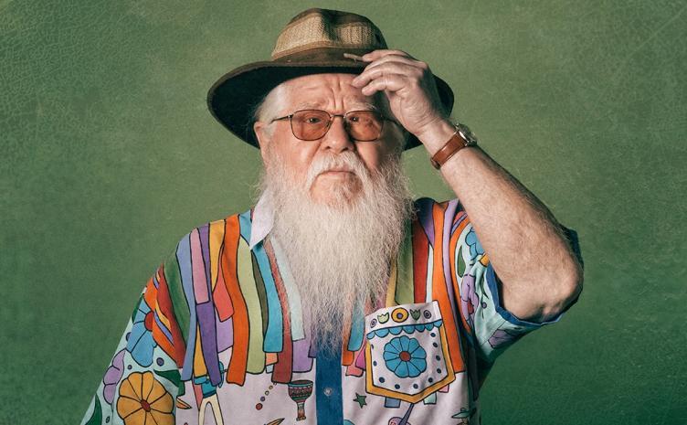 WOWOW初のキャンプフェスに奇才 82歳のエルメート・パスコアールとは