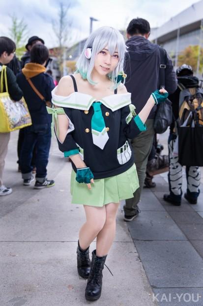星乃まみさん/バーチャルシンガー YuNi_1
