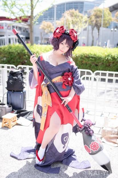 穂南しずくさん/『Fate/Grand Order』葛飾北斎_2
