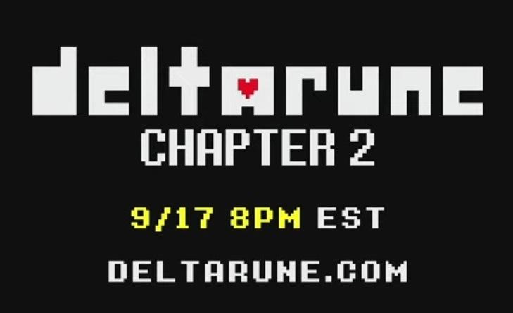 『DELTARUNE』チャプター2、約3年ぶりに配信 『UNDERTALE』の姉妹作