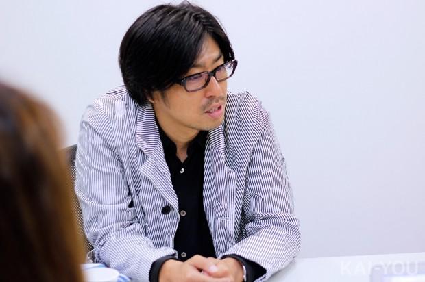 瑠東東一郎さん