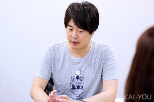 徳尾浩司さん