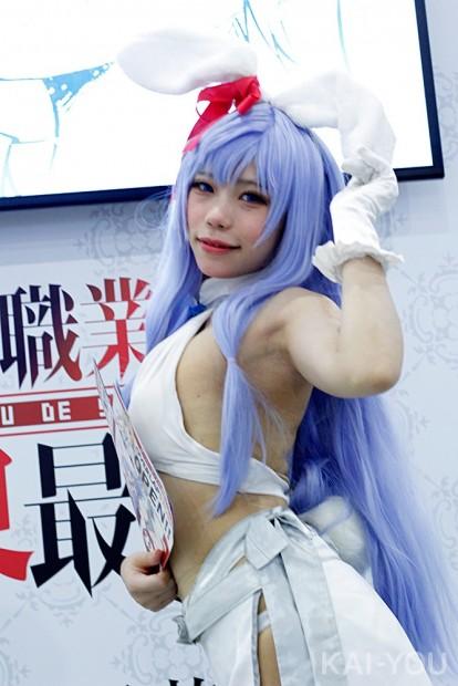 「コミックマーケット96」美人コスプレコンパニオン写真5