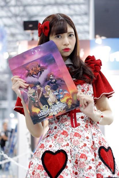 「コミックマーケット96」美人コスプレコンパニオン写真3
