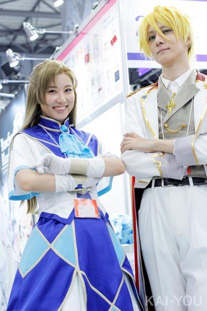 「コミックマーケット96」美人コスプレコンパニオン写真13