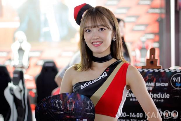 東京ゲームショウ2019(TGS)美人コンパニオン写真まとめ16