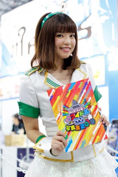 「コミックマーケット96」美人コスプレコンパニオン写真15